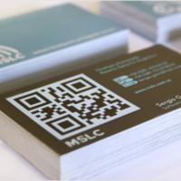 Tarjetas Personales con QR-code